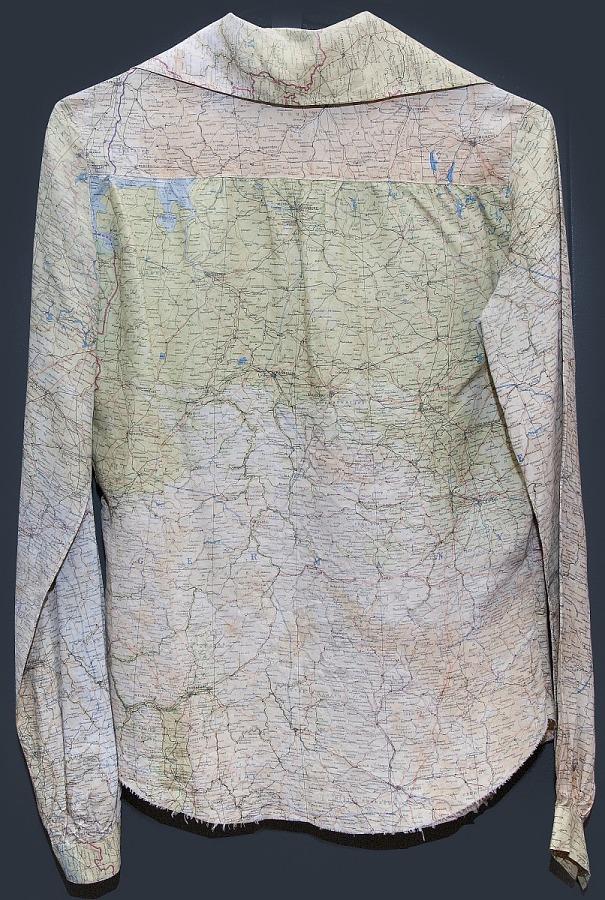 Blouse, Escape Map