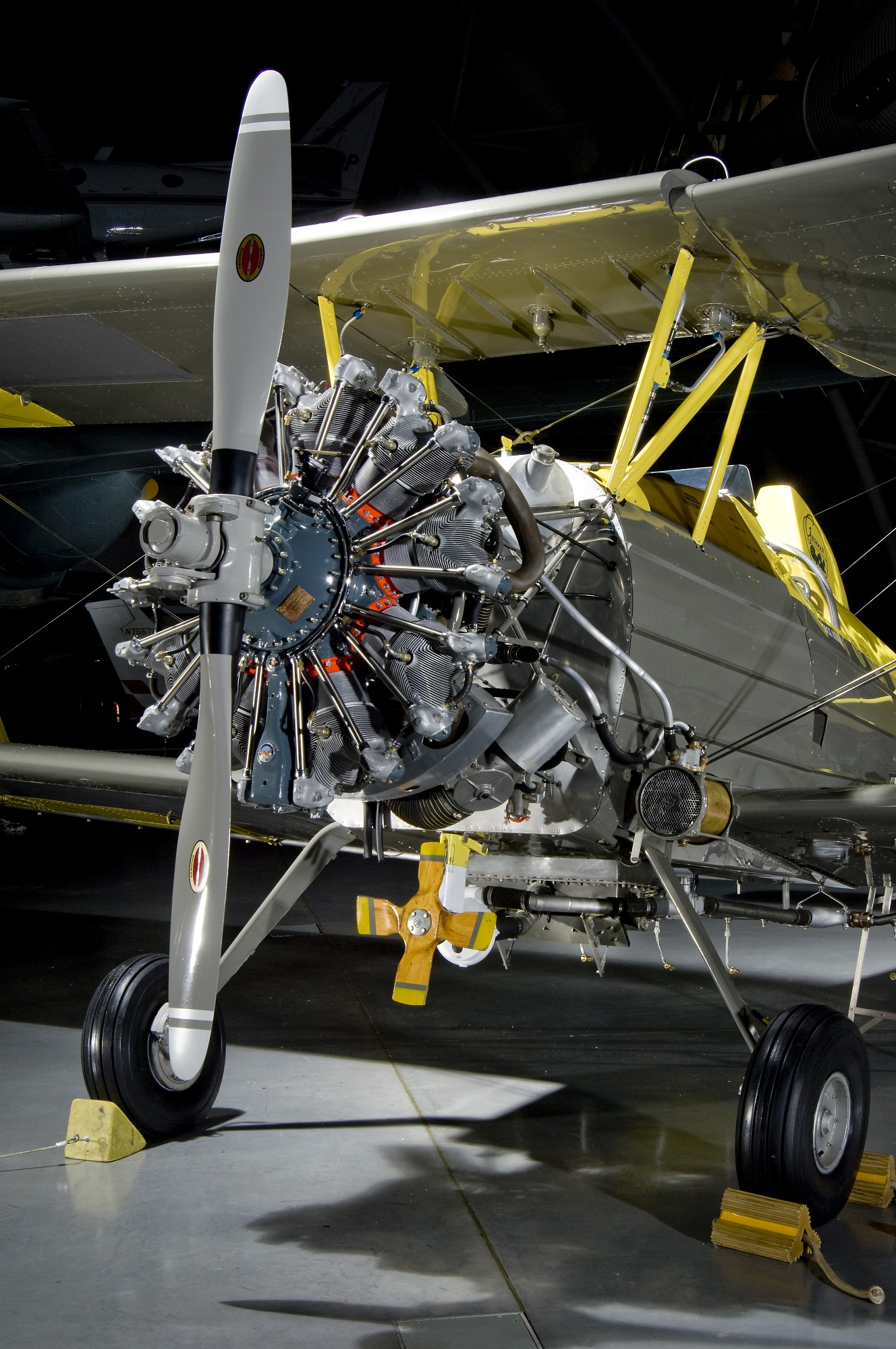 Grumman G 164 Ag Cat National Air And Space Museum Wiring Diagram Electric Rc Plane Along With Wwi Aircraft 3 Views