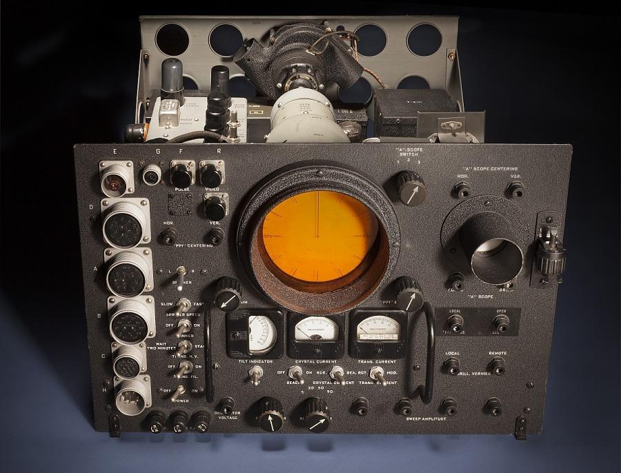 Receiver, Radar, R-31, AN/APS-2E