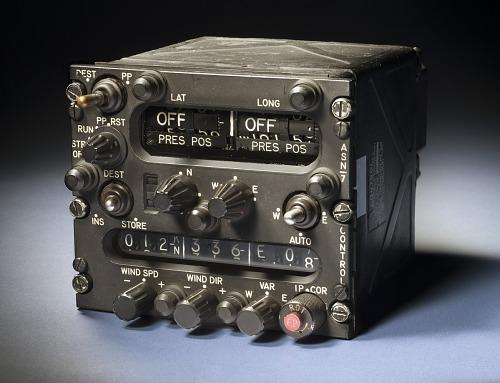 Control, Computer, C-1317A/ASN-7