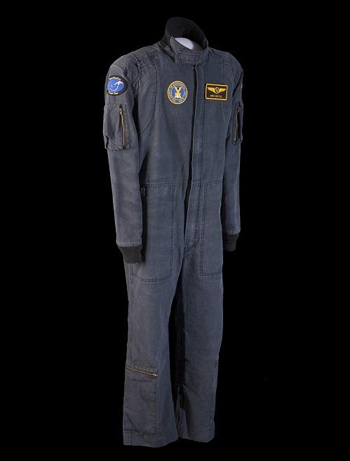 Suit, SpaceShipOne, Mike Melvill