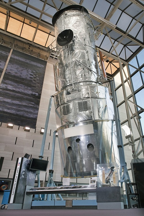 Structural Dynamic Test Vehicle, Hubble Space Telescope