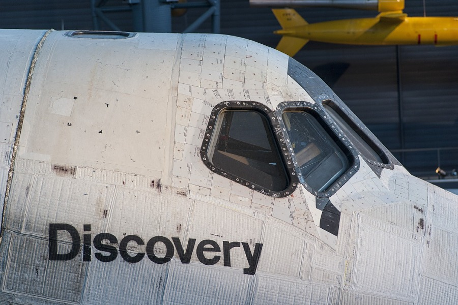 Space Shuttle 'Discovery'