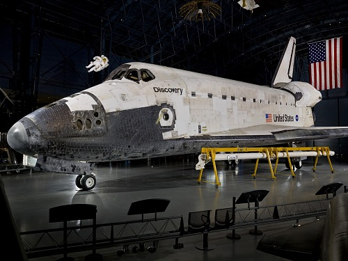 Orbiter, Space Shuttle, OV-103, Discovery