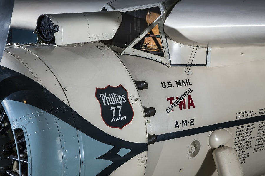 Lockheed Vega <i>Winnie Mae</i>