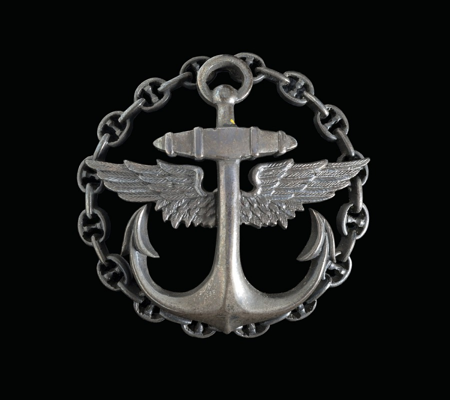 Badge, Navy Aero School, Alexander de Seversky