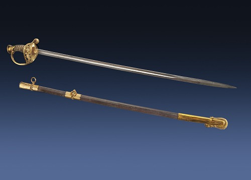 Sword, United States Navy, Kenneth Whiting