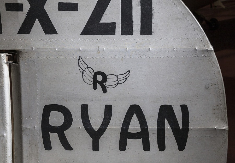 Ryan NYP <i>Spirit of St. Louis</i>