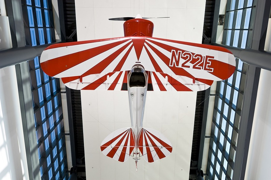 Pitts Special S-1C, LITTLE STINKER