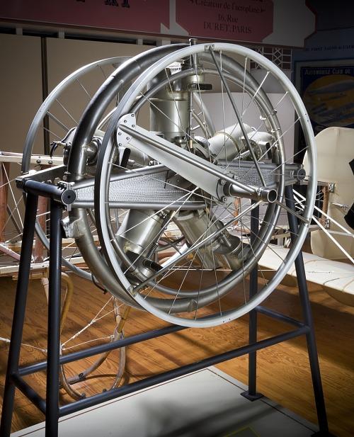 Langley-Manly-Balzer Radial 5 Engine