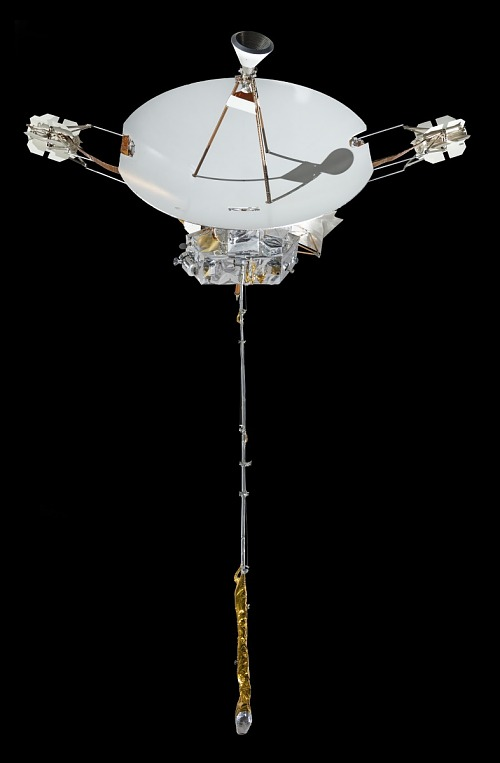 Pioneer 10 / 11, reconstructed full-scale mock-up