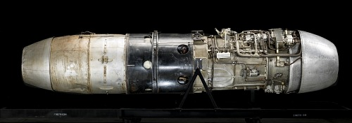 Junkers Jumo 004 B Turbojet Engine