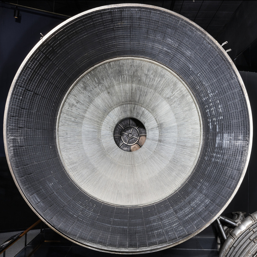 F-1 Rocket Engine