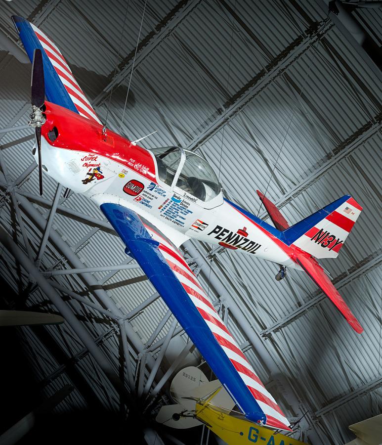 De Havilland-Canada DHC-1A Chipmunk, Pennzoil Special
