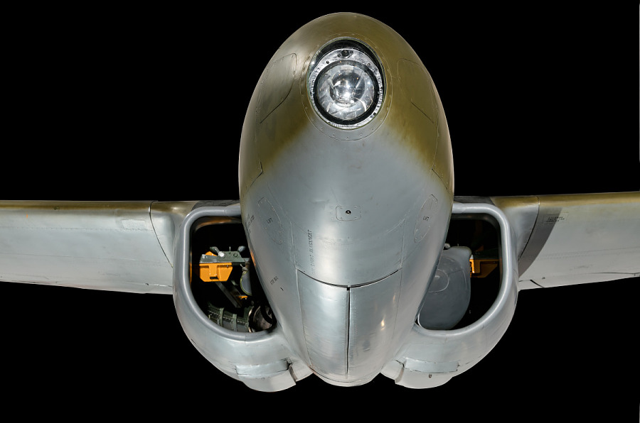 Bell XP-59A Airacomet Nose