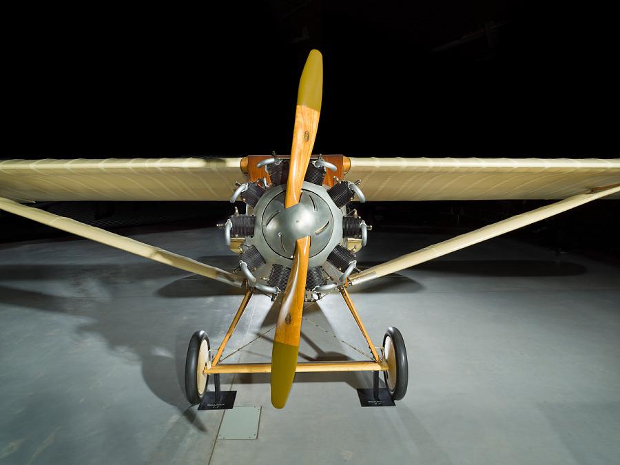 Bellanca C.F. Engine