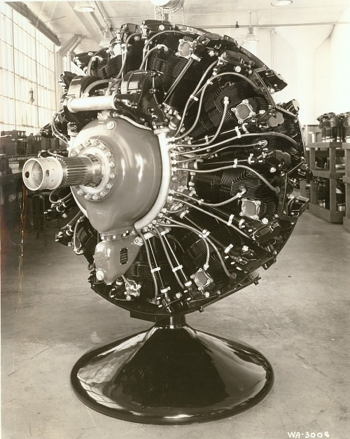 Eric Preece Engine Collection