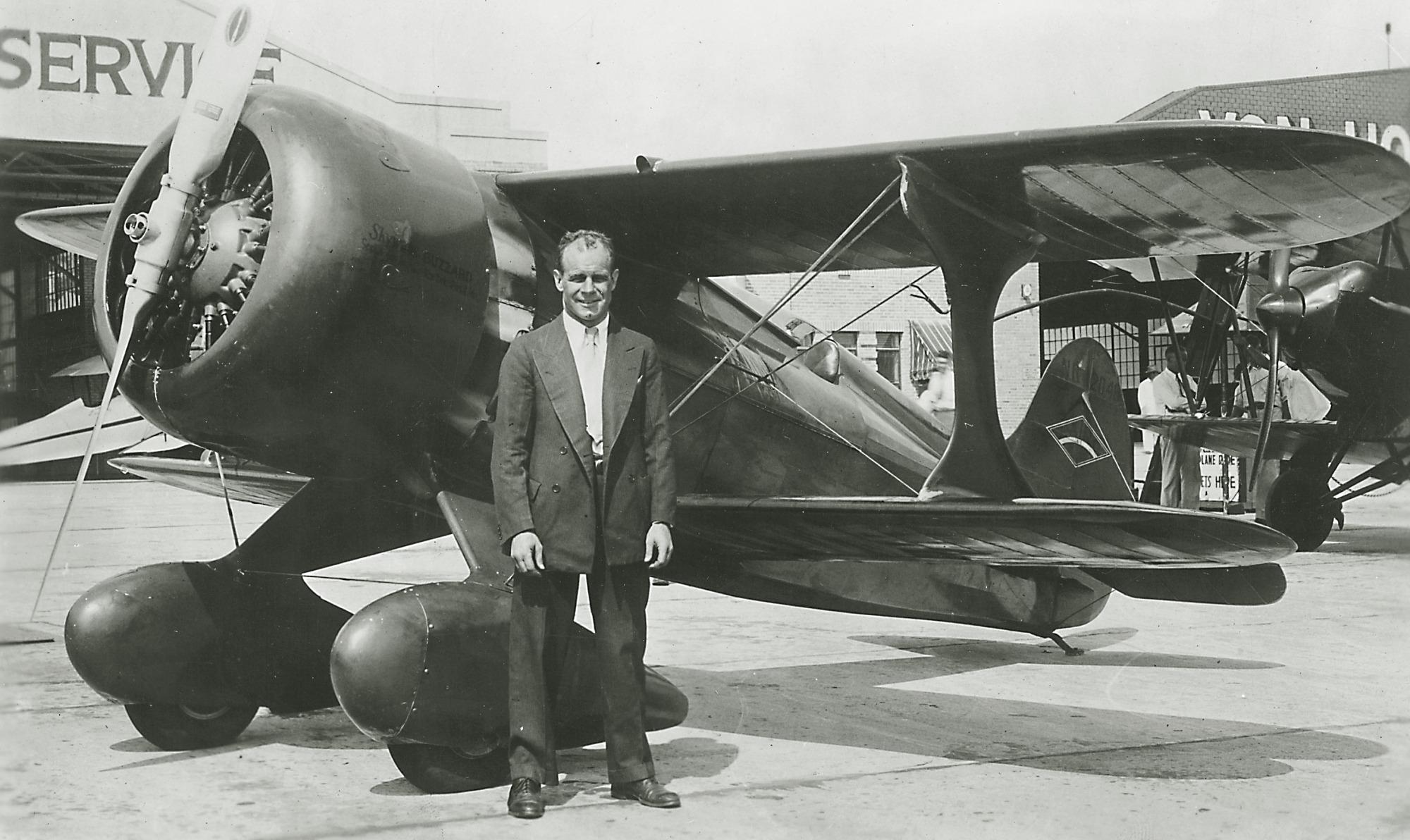 James H. Doolittle Scrapbooks