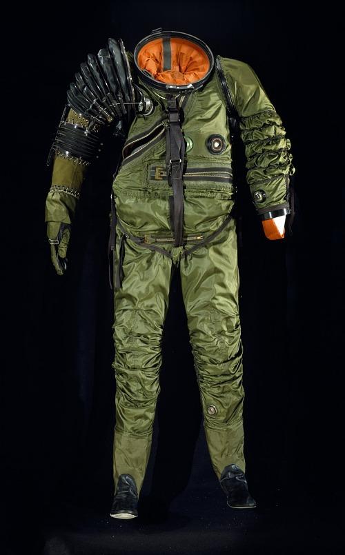 Pressure Suit, Mark V, Developmental
