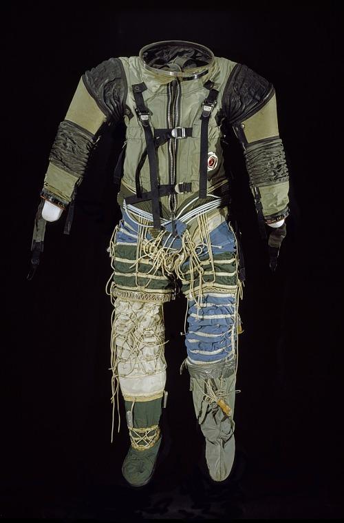 Pressure Suit, Apollo, SPD, Developmental