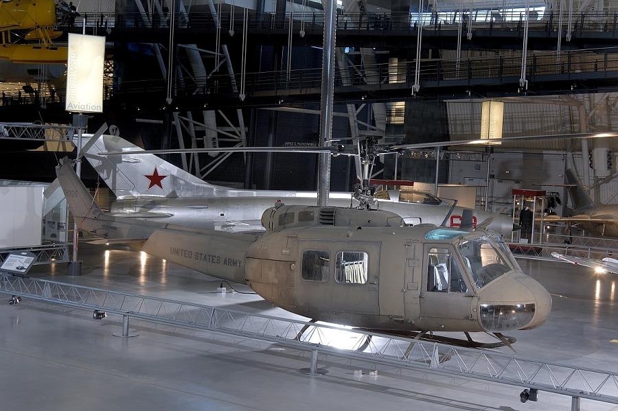 "Bell UH-1H Iroquois ""Huey"" Smokey III"