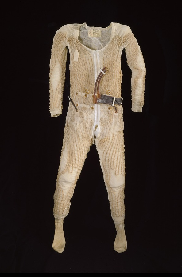 Liquid Cooling Garment, S# 067, Apollo
