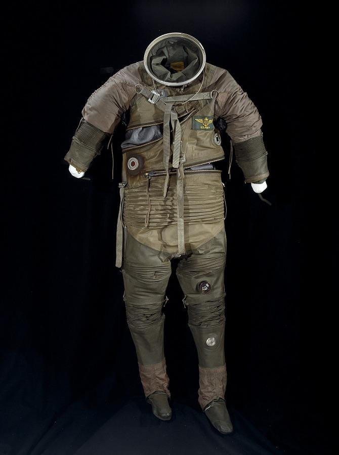 Pressure Suit, Mark IV, Arrowhead