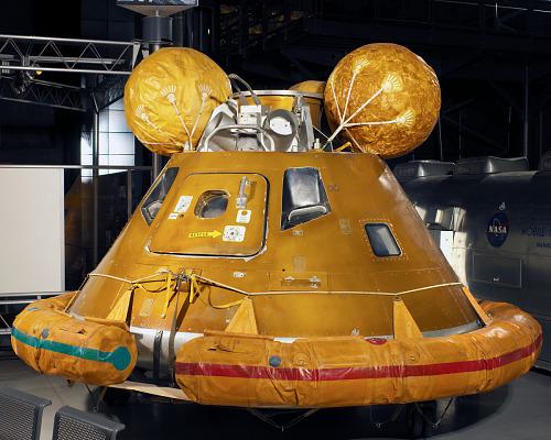 Boilerplate, Command Module, Apollo, #1102A