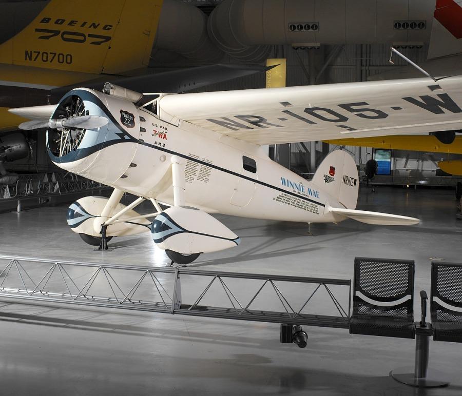 Lockheed Vega 'Winnie Mae'