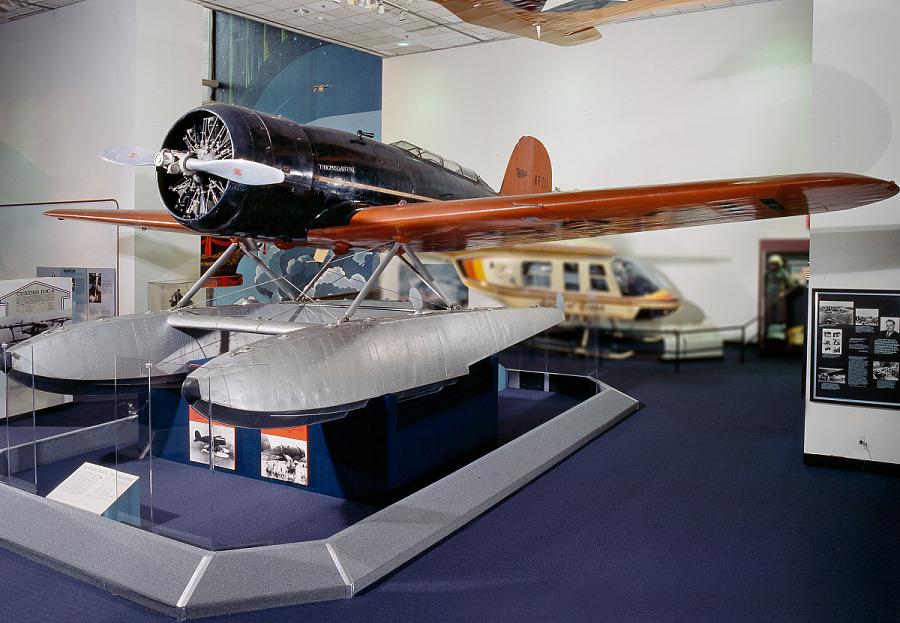 Lockheed Sirius <i>Tingmissartoq</i>