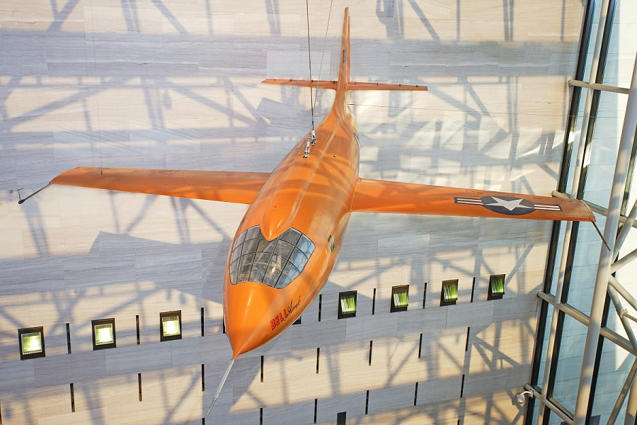 Bell X-1 <i>Glamorous Glennis</i>
