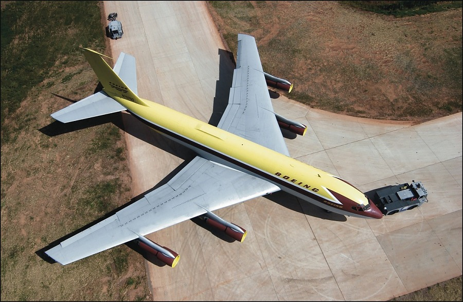 Boeing 367-80 Jet Transport