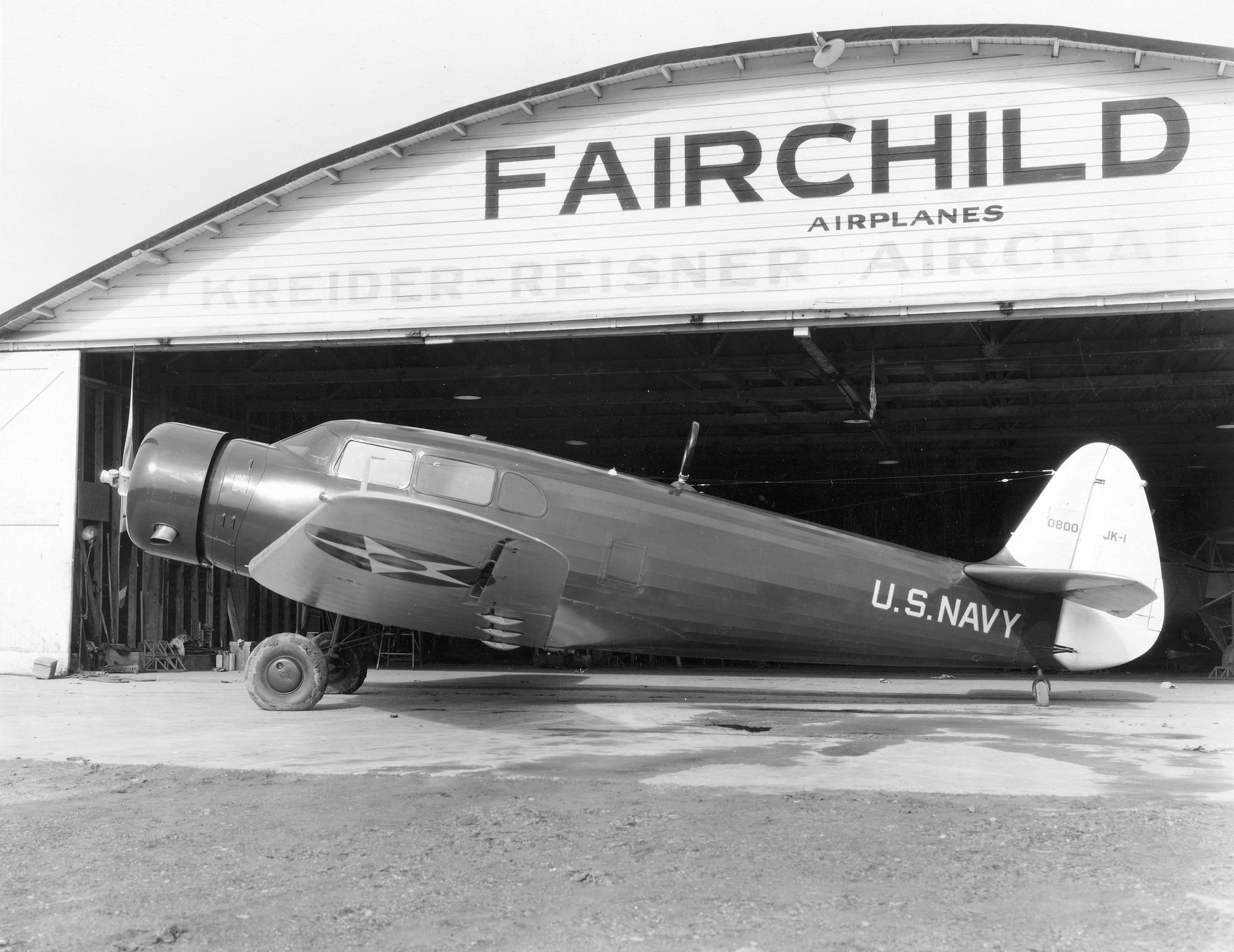 Fairchild Industries, Inc. collection