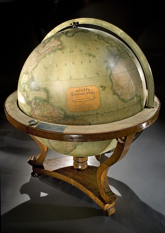 Pan-Am Globe, Juan Trippe
