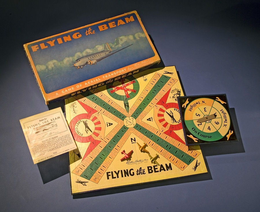 Board Game, Flying the Beam