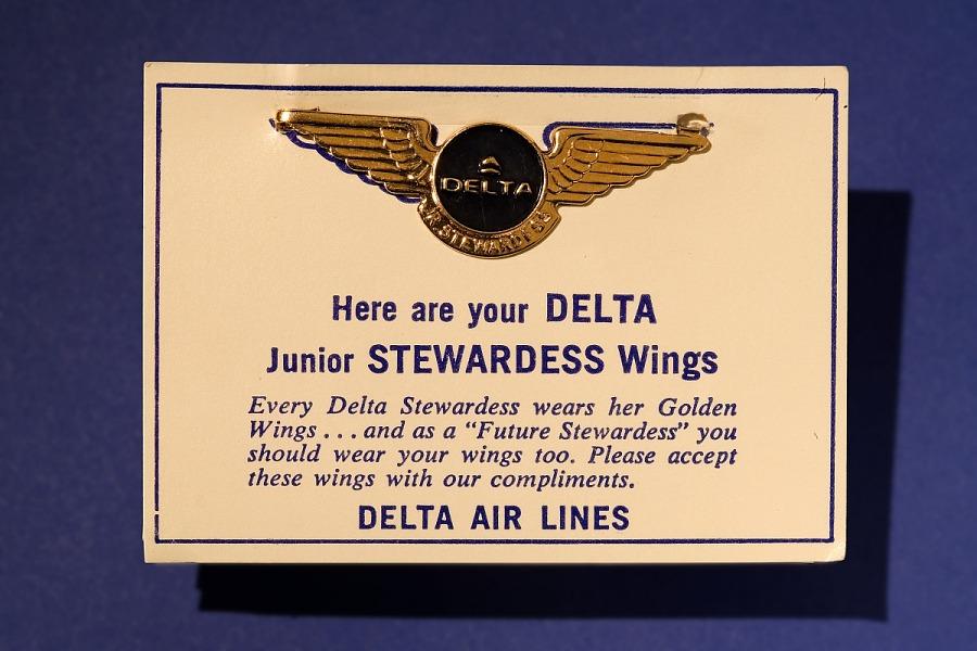 Wings, Delta Junior Stewardess