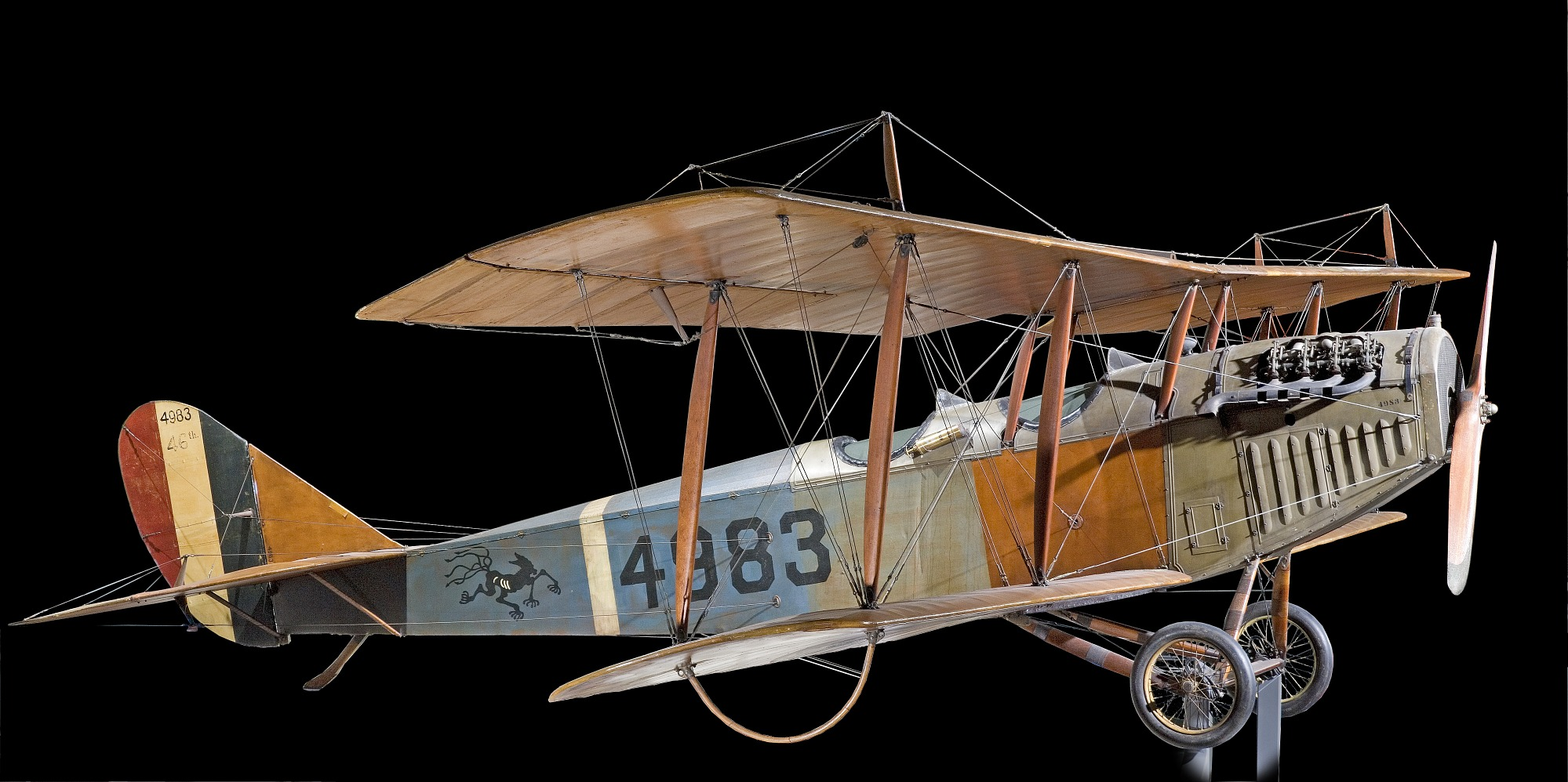 Curtiss JN-4D Jenny | National Air and Space Museum