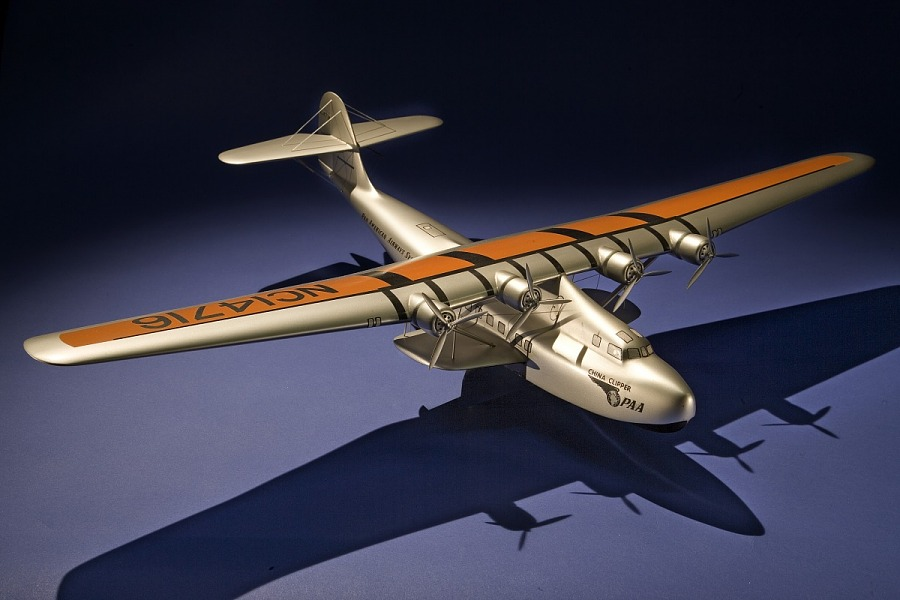 Model, Static, Martin 130 'China Clipper', Pan American Airways