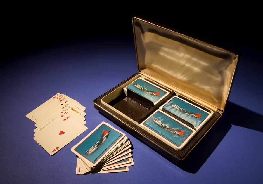 Playing Cards, Northwest Airlines