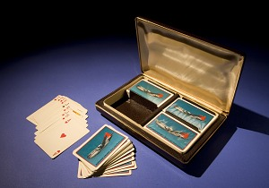 images for Playing Cards, Northwest Airlines-thumbnail 4