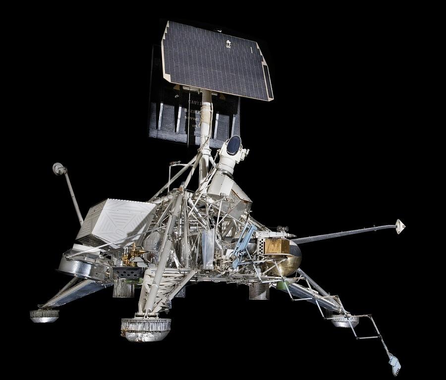 Surveyor Lunar Lander