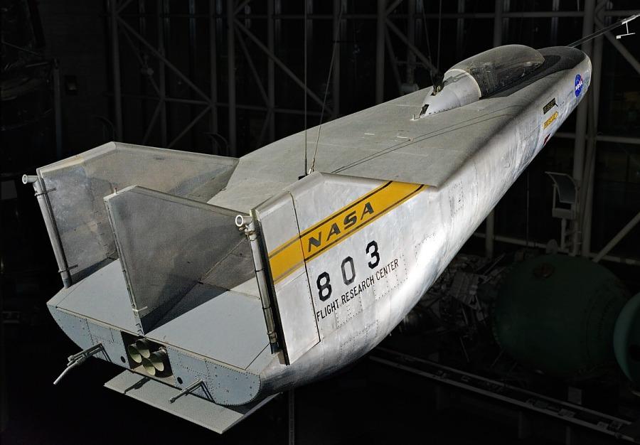 M2-F3 Lifting Body