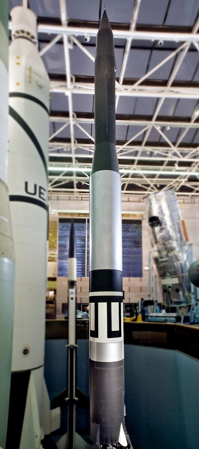 Aerobee 150 Rocket