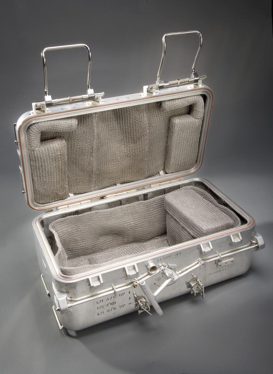 Apollo Lunar Sample Return Container (ALSRC), Apollo 11