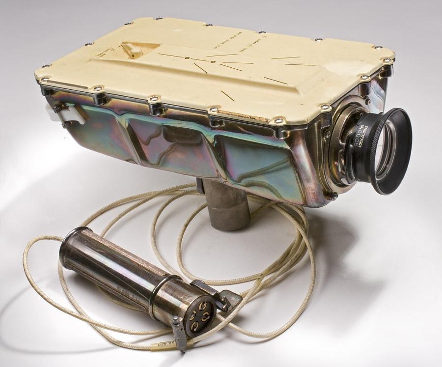 Camera, Television, Lunar Surface, Apollo