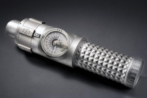 Meter, Radiation Survey, Portable, Apollo 11