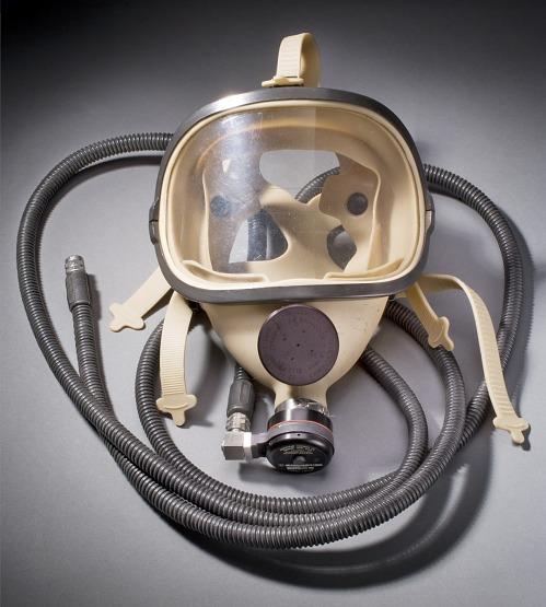 Oxygen Mask, Emergency, Collins, Apollo 11