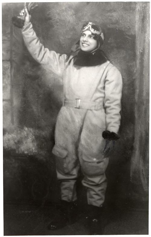Willa B. Brown Photograph