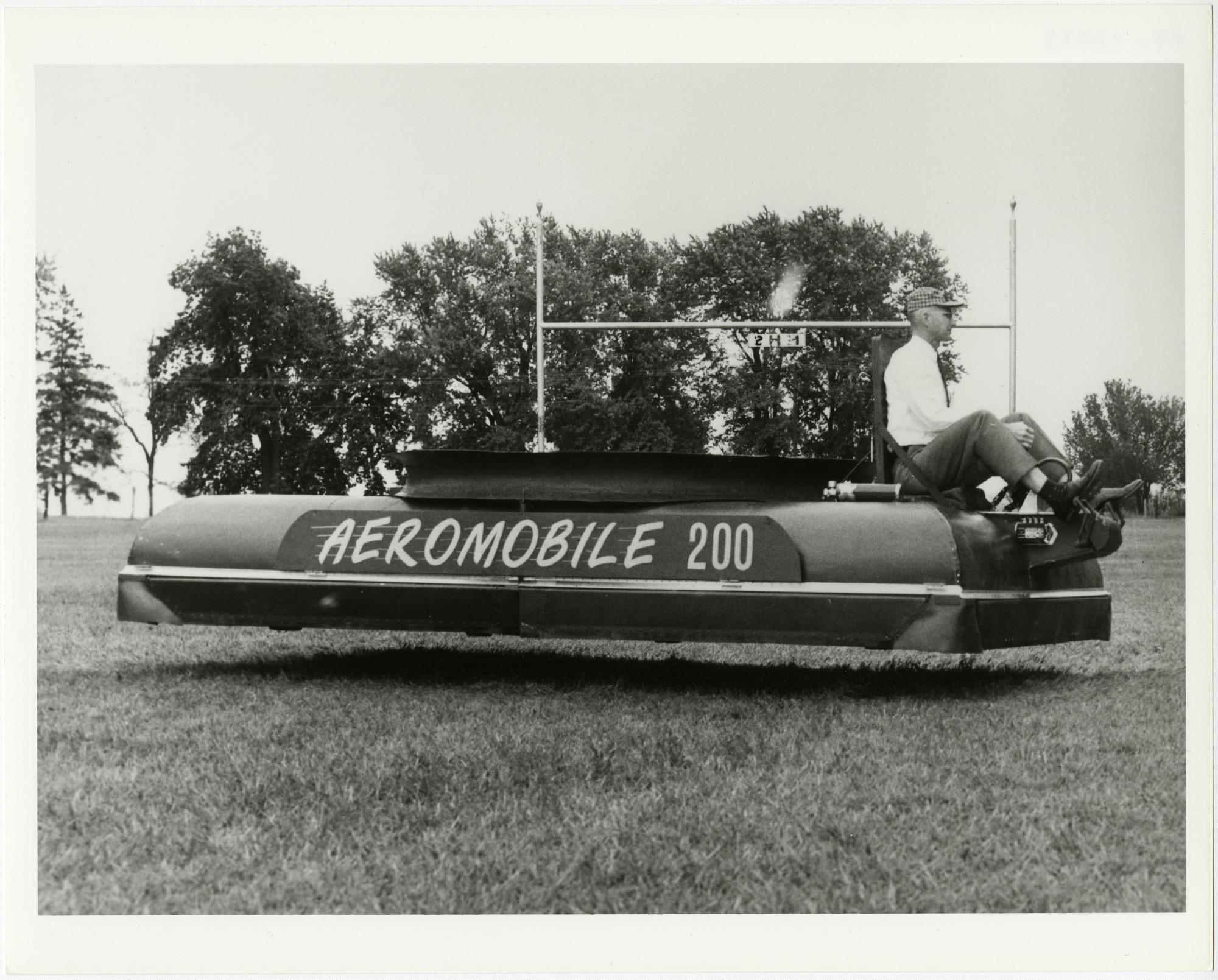 Air Cushion Vehicles Bertelsen Collection