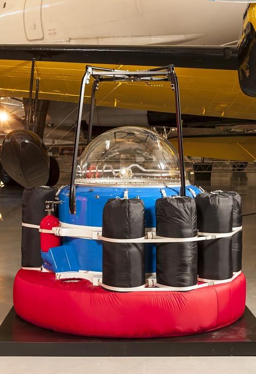 Julian Nott ICI Innovation Balloon Gondola